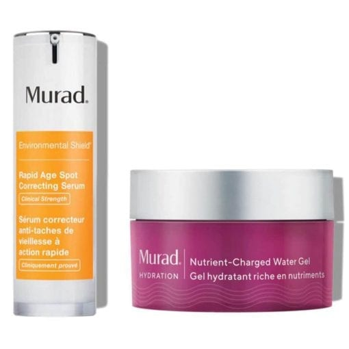 set tri nam dom mau murad brighten amp hydrate power duo ky
