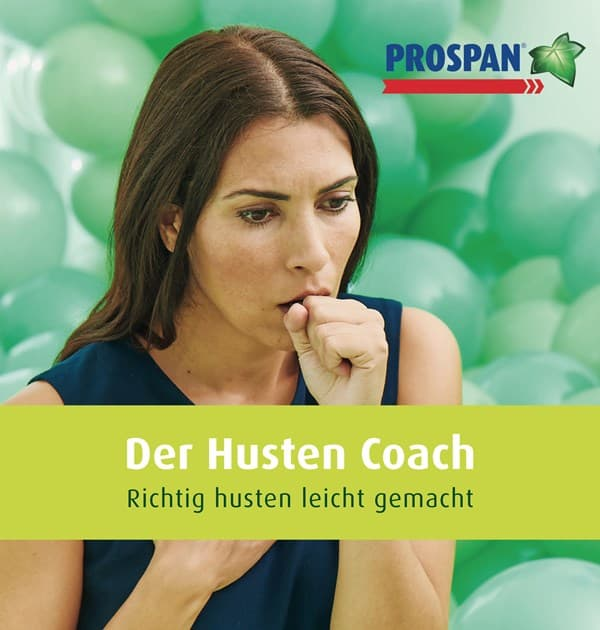 Siro thảo dược trị ho Prospan Hustenliquid Efeublatter-Trockenextrakt 5mlx30 gói