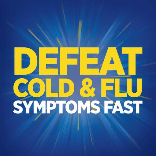 Theraflu Multi Symptom Nighttime Severe Cold Cough 24 Powder Packets 1
