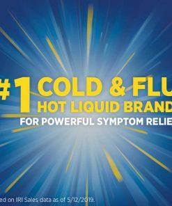 Theraflu Multi Symptom Nighttime Severe Cold Cough 24 Powder Packets 2
