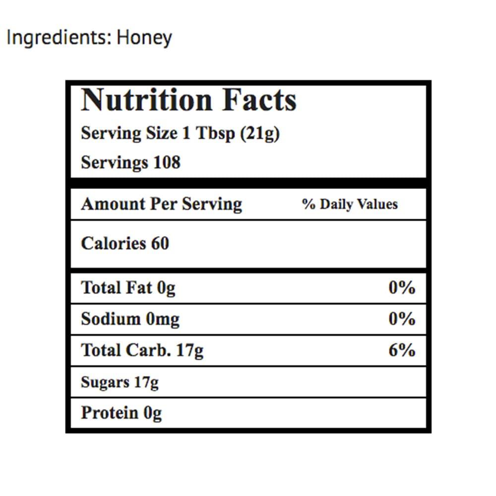 Mật ong Kirkland Signature Wildflower Honey 2.27kg