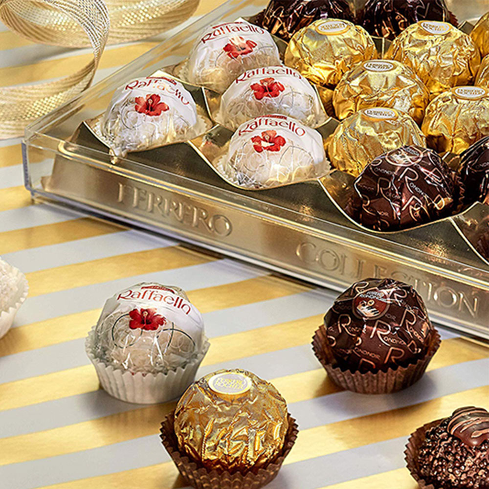 Socola Ferrero Collection Chocolate 24 viên