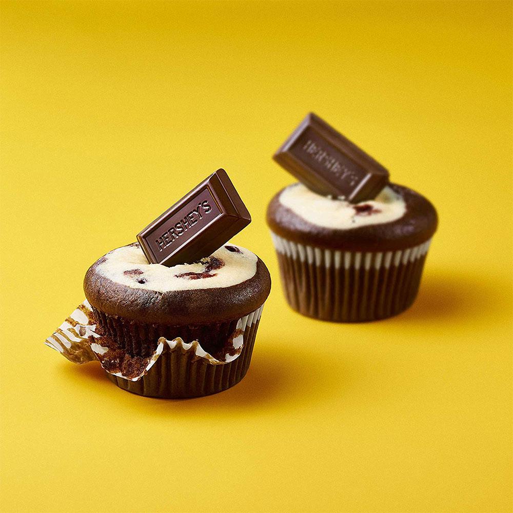 Socola Hershey mix 4 vị Hershey's Miniatures Special Dark Chocolate 286g