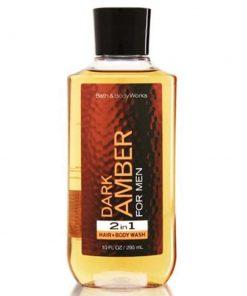 sua tam bath amp body works dark amber body wash 259ml ka
