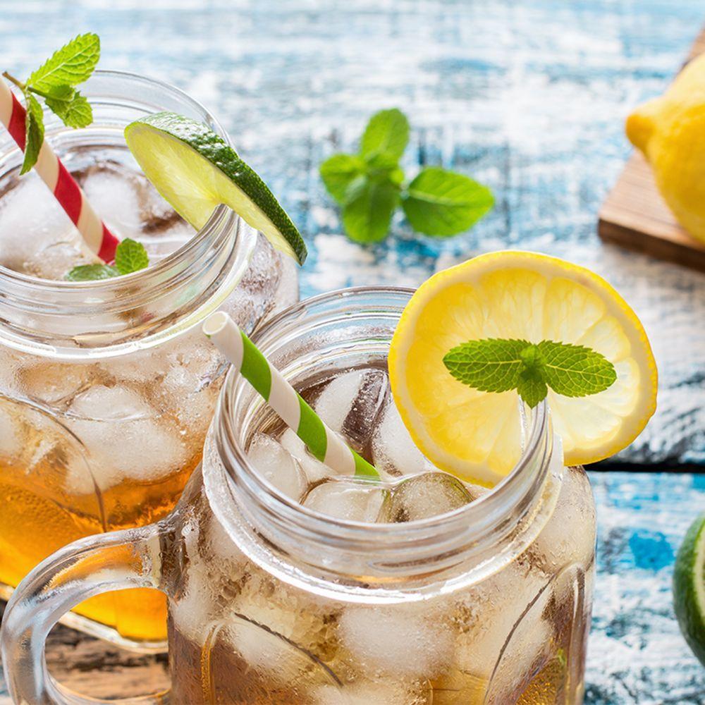 Trà chanh Lipton Iced Tea Lemon Lon 2.54kg