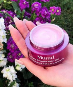 gel cap nuoc cho da murad hydration nutrient charged water gel 50ml ka
