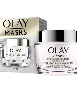 mat na ngu olay mask duong sang da olay overnight gel mask brightening 50ml kd