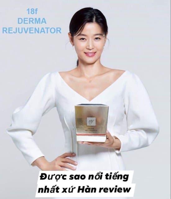 Serum chống lão hóa, căng bóng, trắng da 18f Derma Rejuvenator 50ml – Wowmart VN   100% hàng ngoại nhập