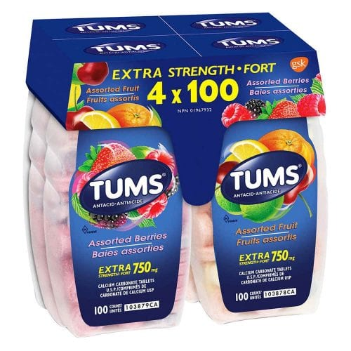 vien ngam giam day hoi kho tieu tums antacid assorted berries 100 vien kb