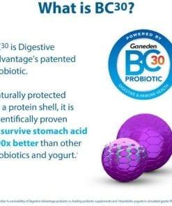 vien uong ho tro he tieu hoa schiff digestive advantage daily probiotic 30 vien kb