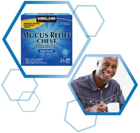 vien uong tri ho long dom kirkland signature mucus relief chest 400 vien ka
