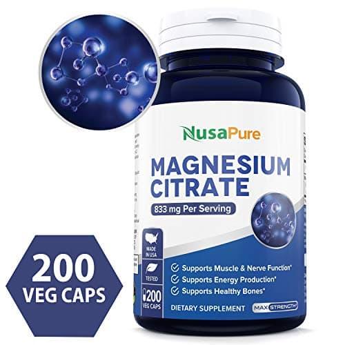 vien uong bo sung magie nusapure magnesium citrate 833mg 200 vien ka