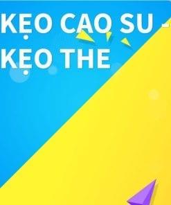 Kẹo cao su - Kẹo the