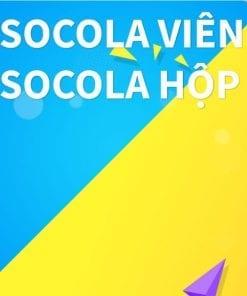 Socola viên - Socola hộp