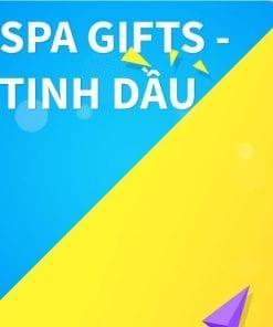 Spa Gifts - Tinh dầu