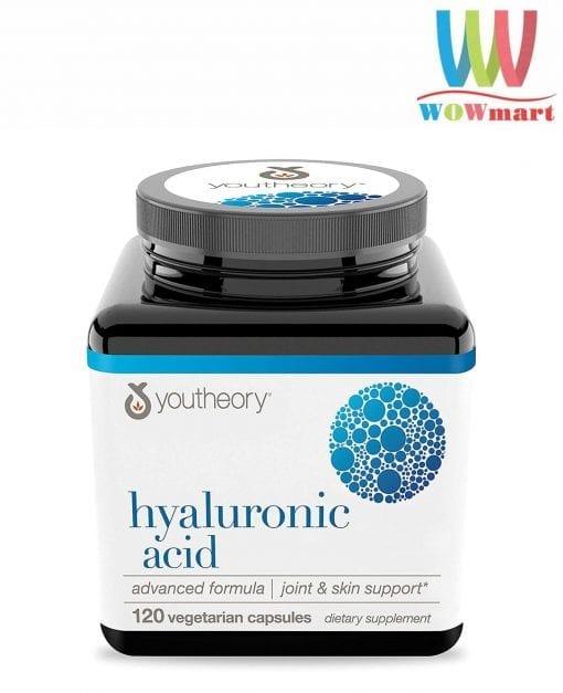 vien uong dep da bo khop youtheory hyaluronic acid 120 capsules k