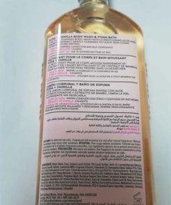 sua tam bath body works aromatherapy love rose vanilla 295ml kb